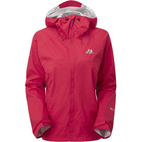 Mountain Equipment Zeno Jacket Women Imperial Red